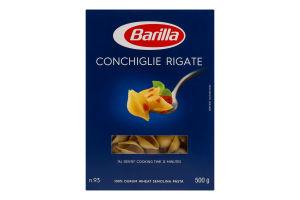 Изделия макаронные из твердых сортов пшеницы Conchiglie Rigate Barilla к/у 500г