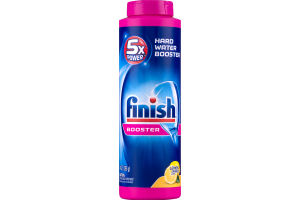 Finish Booster Lemon Sparkle Scent