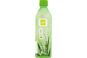 Alo Aloe Vera Juice Drink Exposed Original + Honey