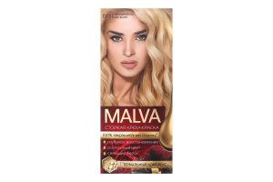 Крем-краска для волос №011 Сияющий Блонд Malva Acme Color 1шт