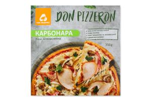 Піца заморожена Карбонара Don Pizzeron Три Ведмеді к/у 350г