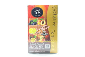 Чай ч.Sensat.Fruit Melange Jaftea 20*2г
