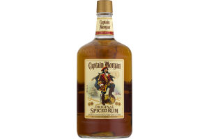 Captain Morgan Spiced Rum Original