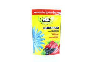 Напій Elite Цикорій розчинний порошок малина-смород 95г