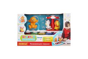Игрушка развивающая для детей от 1года №77097 Веселое пианино Полесье 1шт