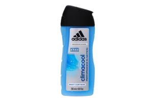 Adidas гель-душ чол.Climacool 3в1 250мл