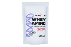 Добавка диетическая Whey Amino Vansiton 120шт