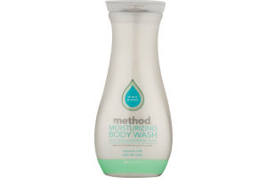 Method Moisturizing Body Wash with Skin-Nourishing Aloe Coconut Milk