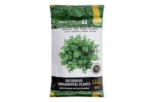 Cубстрат 6л Для декоративно-лиственных растений Peatfield 1шт