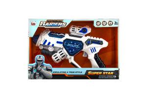 Іграшка Китай Пістолет космічний Art.LM666-4Y x6