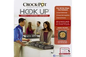 Crock-Pot Hook Up - 2 Quart Round Bowl