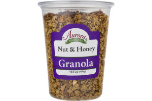 Aurora Natural Granola Nut & Honey