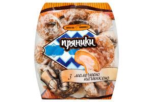 Пряники з молочною начинкою Київхліб м/у 360г