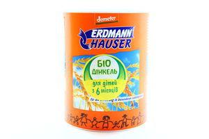 Дінкель Erdmann Hauser Біо 6міс.+ 450г х8