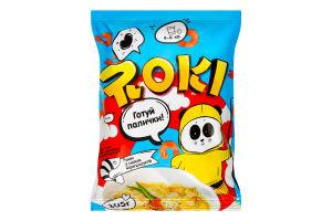 Рамен быстрого приготовления со вкусом морепродуктов Roki м/у 105г