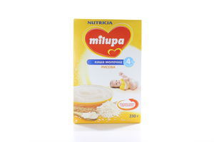 Каша рисовая Nutricia Milupa с/м 230г
