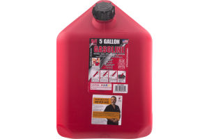 Midwest Can Gasoline 5 Gallon Model 5600 Spill-Proof System