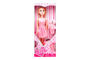 Игрушка детская Кукла Abbie D-001