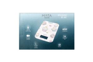 Ваги кухонні електронні Mirta SKE 305 C