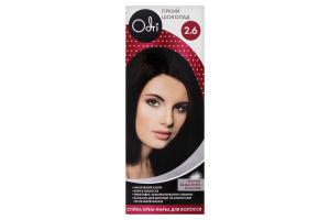 Odri крем-фарба для волосся стійка 2.6 new