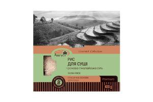 Рис для суши с розовой гималайской солью Август к/у 400г