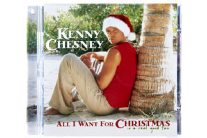 Kenny Chesney All I Want For Christmas Is A Real Good Tan CD