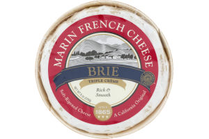 Marin French Cheese Brie Triple Creme