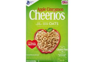 General Mills Apple Cinnamon Cheerios Cereal Gluten Free