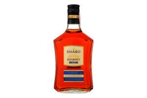 Бренді 0.5л 40% Shabsky Shabo пл