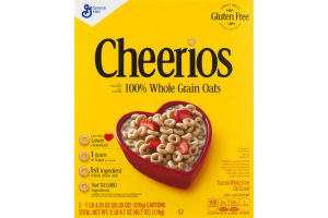 Cheerios Cereal - 2 CT