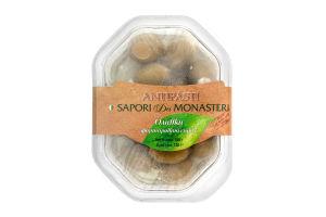 Оливки фаршировані сиром Sapori dei Monasteri п/у 180г