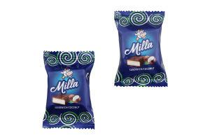 Цукерки сендвіч-кокос Milla кг