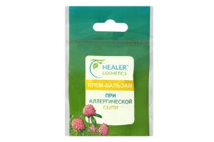 Крем-бальзам при аллергической сыпи Healer Cosmetics 10г