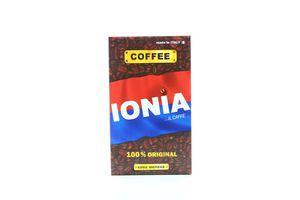 Кофе Original Tostato молотый к/у Ionia 250г