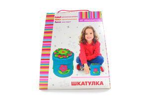 Набір для дитячої творчості Шкатулка