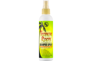 Tropical Roots Clean and Deposit Anti-Itch Shampoo Spray