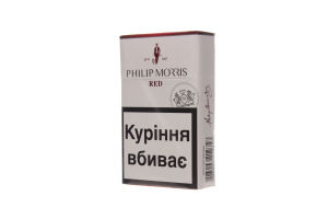 Сигарети Philip Morris Smart Series Red