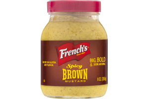 French's Mustard Spicy Brown