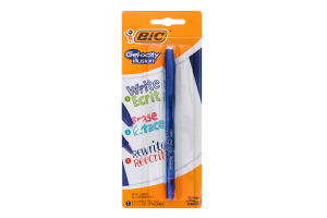 Ручка з гелевими чорнилами що стираються Gel-ocity Illusion BiC 1шт