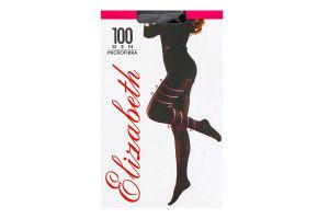 Колготи жіночі Elizabeth Microfibra 100den 3 nero