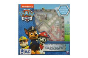 Гра-міні настільна з кнопкою для дітей від 4 років Paw Patrol Spin Master