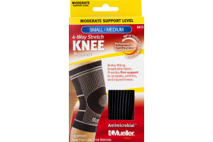 Mueller 4-Way Stretch Knee Support Small/Medium - 1 CT