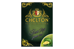 Чай зеленый цейлонский крупнолистовой Soursop Chelton к/у 100г
