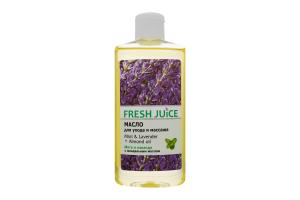 FJ Масло д/догл і масажу Mint&Lavender+Almond 150мл