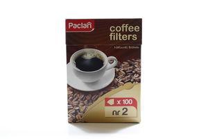 Фільтр для кави Paclan №2 100шт х18