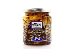 Салат Casa Rinaldi з морепродуктів в олії 280г х6
