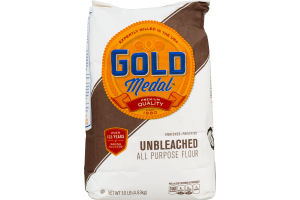 Gold Medal Unbleached All Purpose Flour