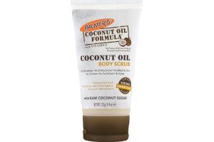 Palmer's Coconut Oil Formula with Vitamin E Body Scrub with Raw Coconut Sugar