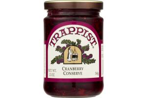 Trappist Cranberry Conserve