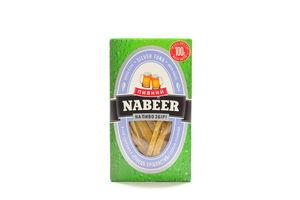 Тунец серебристый солено-сушеный филе-соломка Пивний Nabeer к/у 100г